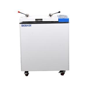 BKQ-Z50I立式壓力蒸汽滅菌器(采用重力置換的方式,冷空氣排出內部蒸汽更為飽和)
