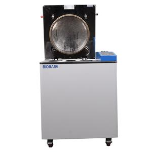 BKQ-Z100I立式壓力蒸汽滅菌器(翻蓋式開門結構,開蓋迅速,省力)