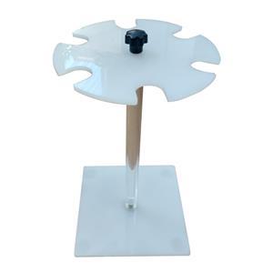 銮玉移液器支架,桌上型可放6支
