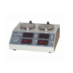 欧莱博 HJ-2A数显恒温磁力搅拌器