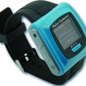 血氧及脉率检测