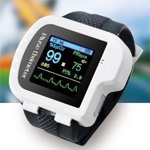 便携式   血氧及脉率测试